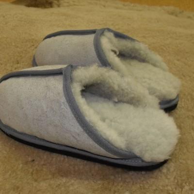 Grey Slip on 1