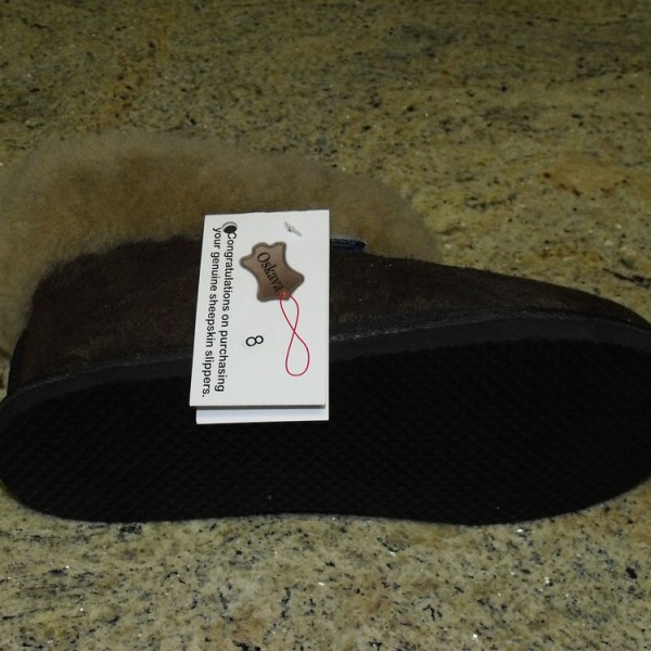 Brown-Rubber-sole-bootie
